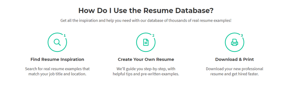 Resume Database