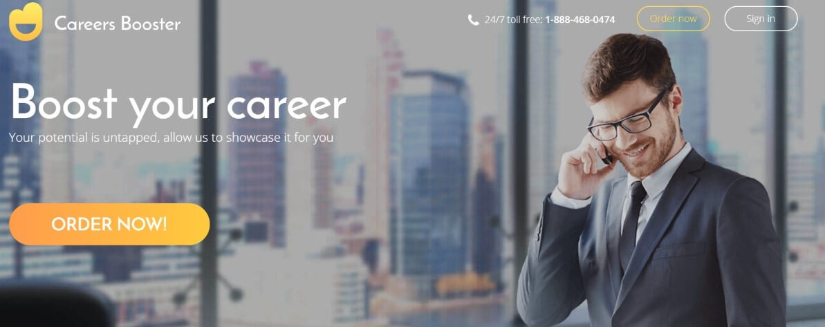 Careerbooster Preview