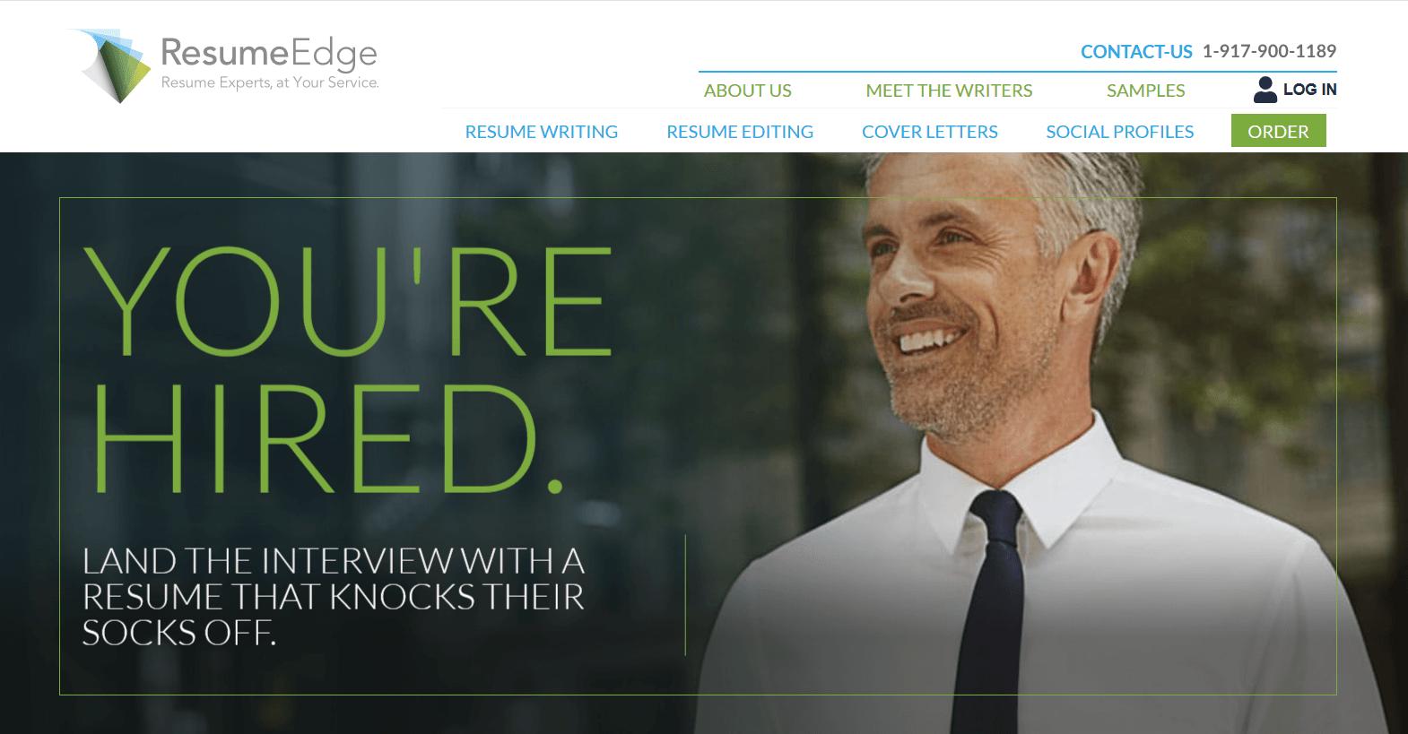 Resume Edge Preview