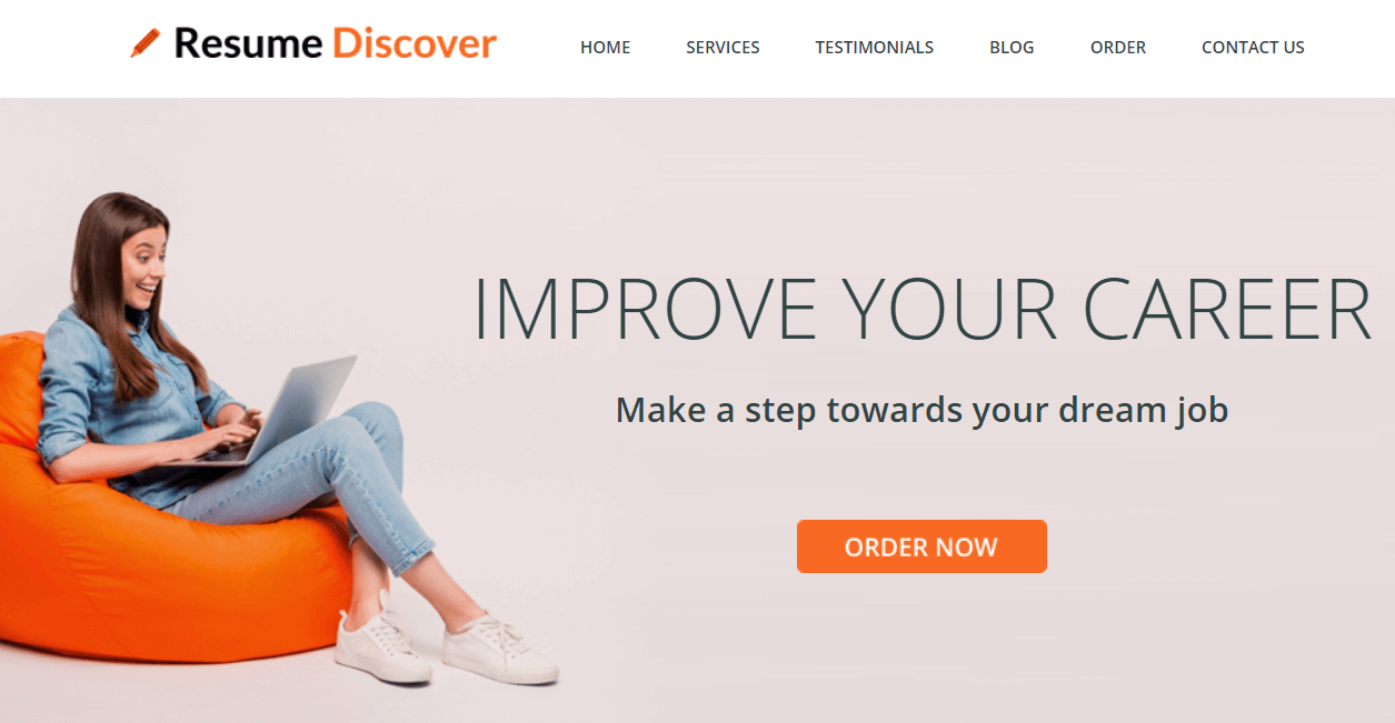 Resumediscover Preview