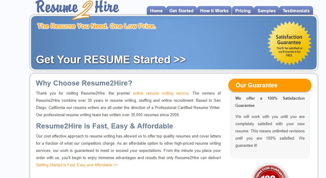 resume2hire-com-review