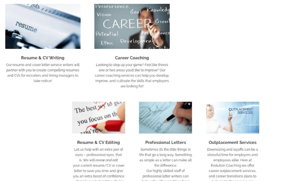 evolution-coaching-range-of-services