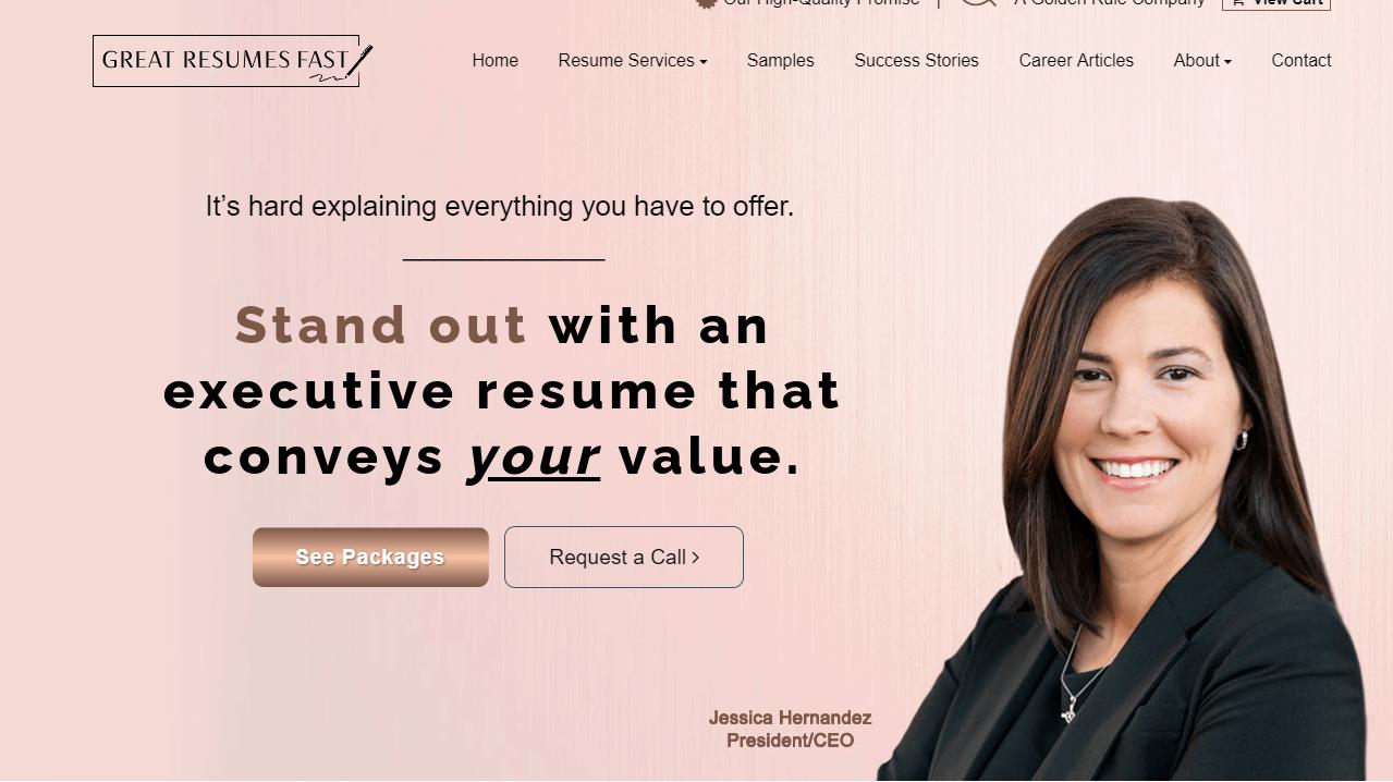 greatresumefast-website