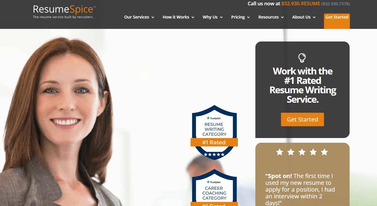 resumespice-website