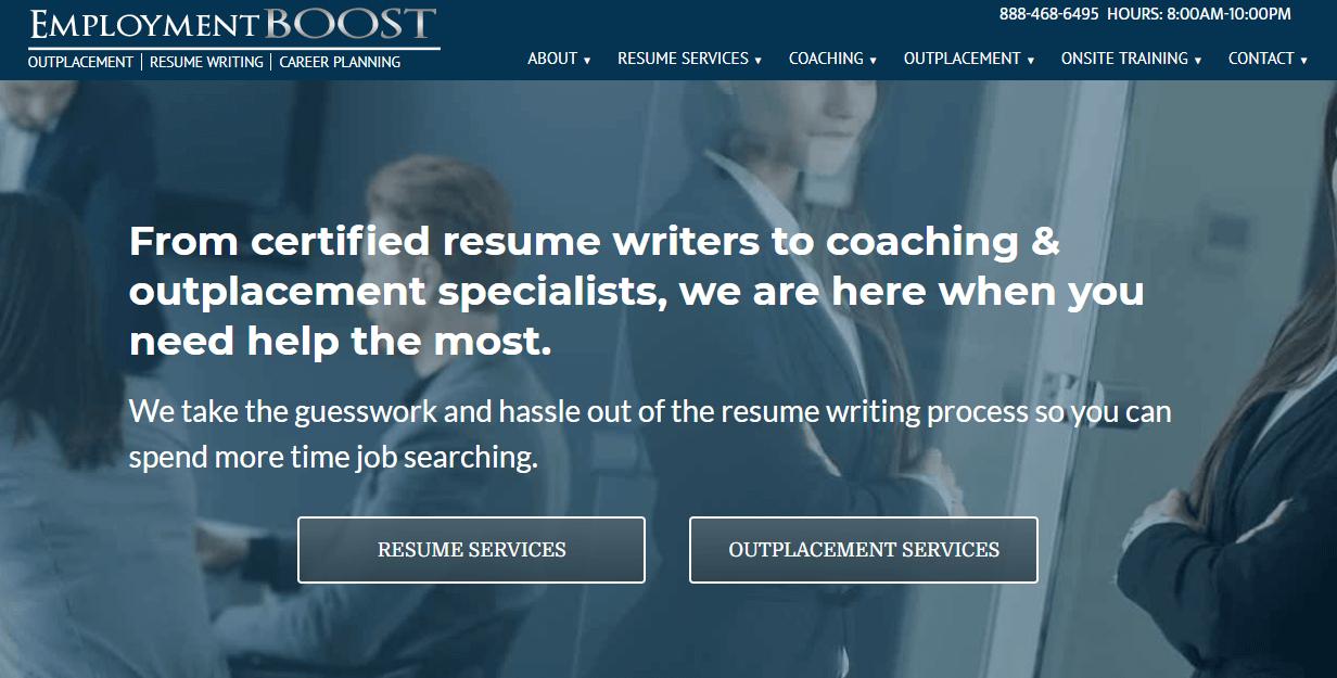 employmentboost com website