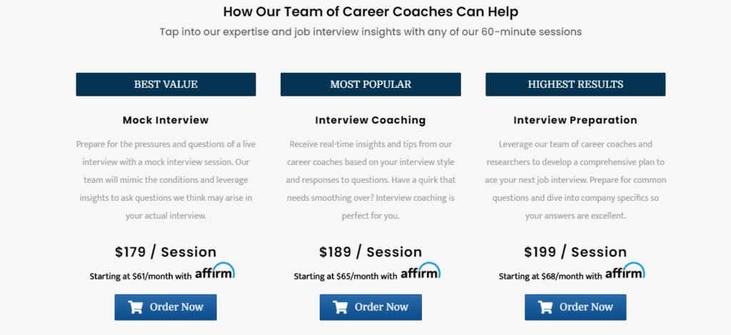 employmentboost com interview prices