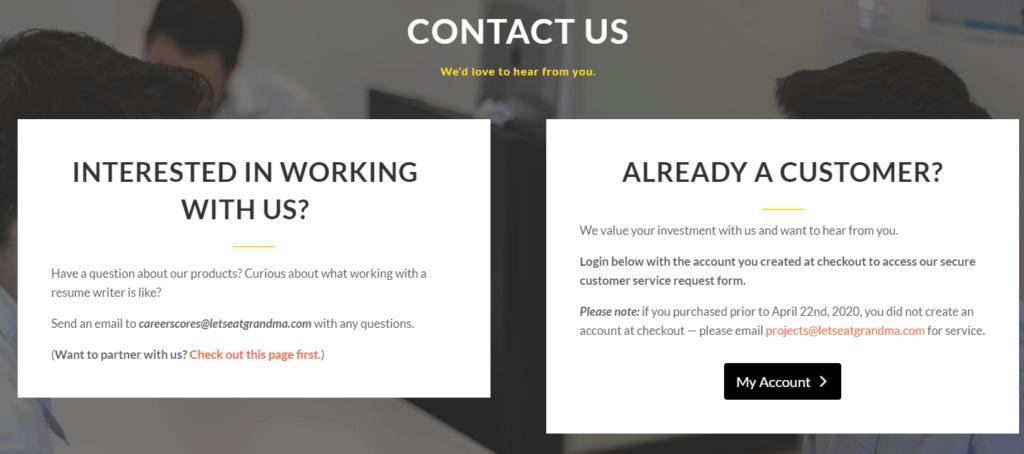 letseatgrandma com contacts