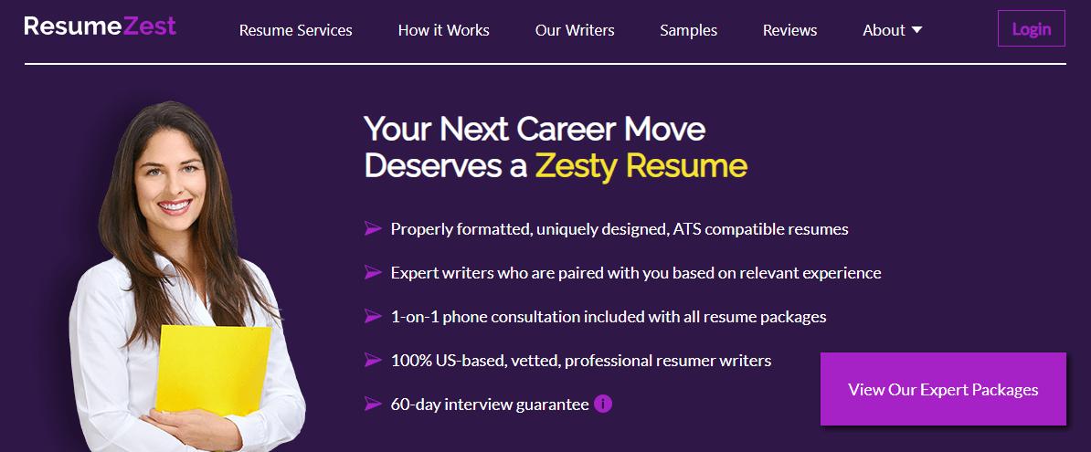 resumewriter net website