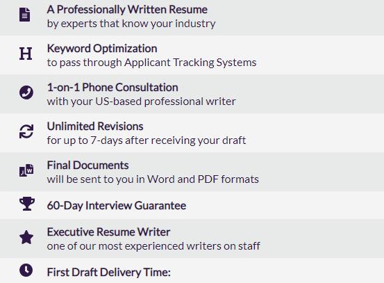resumewriter net offer